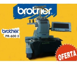 Brother 600 PR - II